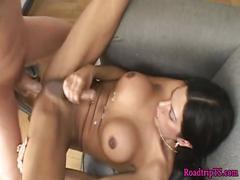 big tits, fucks guy, anal, blowjob, cumshot, compilation