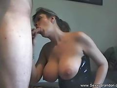 Dripping creampie pussy session