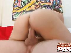 Euro babe carla gets her tight pussy fucked