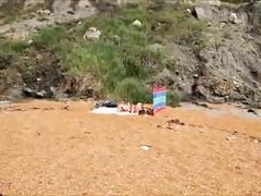 02.04.2017 una pillada en la playa