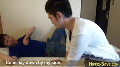 Japanese teen pounded extreme