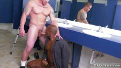 Straight male truckers fucking men on spy cam gay the hr meeting