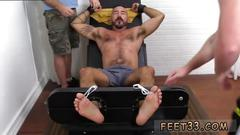 These super horny gay men are into foot fetish stuff