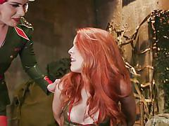 latex, redhead, stockings, babe, big dick, blonde, deepthroat, bdsm, domination, military, ts pussy hunters, kink, amarna miller, isabella sorrenti