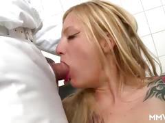 Mmv films anal checkup