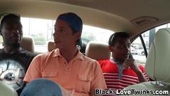 Dude rides black mamba