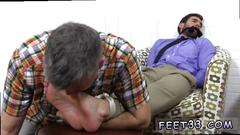 Free new gay sex young chase lachance tied up gagged foot worshiped