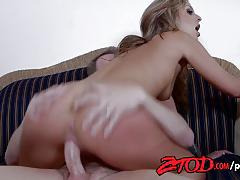 madelyn monroe, riding, hardcore, doggystyle, facial, blonde, babe, cowgirl