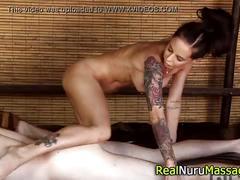 Juggs masseuse bang wam