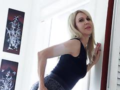 Milf erica lauren gets her muff drilled balls deep