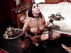 I'll make her an ideal sex slave