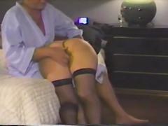 Vintage spanking.fingering
