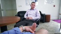 Sex emo gay italian movie and twink facial porn keeping the boss happy