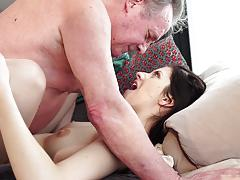 Old and young porn sweet innocent girlfriend nailed