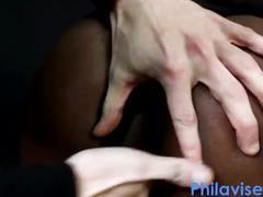 Philavise- big booty ebony babe from philly