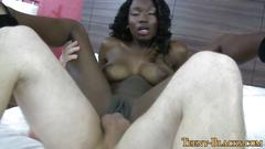 Black teens tits jizzed