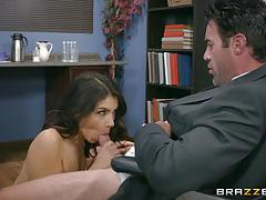 valentina nappi, blowjob, riding, doggystyle, cumshot, anal, deep throat, office, cowgirl, ass fuck, cock sucking, spooning, sucking