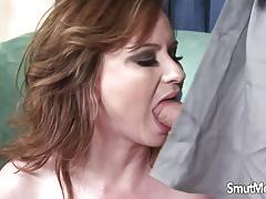 Sexy girl fucked and facial