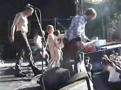 fucking, show, rock