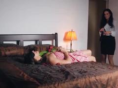 Twistys.com - licking the in law xxx scene with (kobe lee, sara luvv)