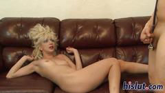 Naughty mature bitch likes being fucked hard