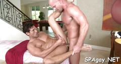 Wild gay spooning blowjob hot 3