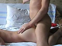 Russian amateur anal gay fuck