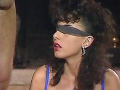 hardcore, sarah, young, blindfold, orgy