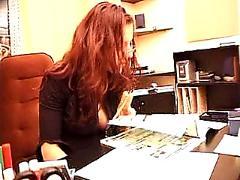 Office shag 1