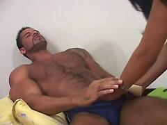 Pakita - brazilian movie scene 1