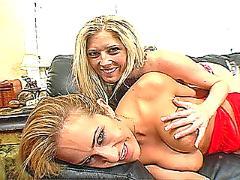 2 girl blowjob