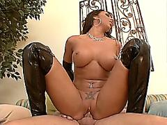 Rachel starr - big booty rollin: scene #3