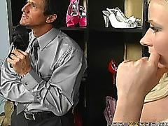 Helena sweet - hubby out of town; pussy is out to play.