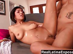 Reallatinaexposed cock loving latina vanessa