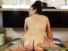 Booty nuru masseuse fuck