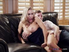 Babe nicole aniston gets fucked by friends husband