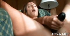 Gal s her own pussy segment clip 1
