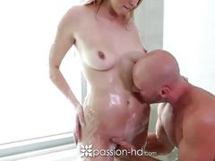 Passion-hd - flexible blonde cosima knight fucked hard by johnny sins