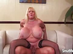 cum, hardcore, big, tits, blonde, milf, blowjob, mouth, kayla, kleevage