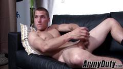 handjob, masturbation, hunk, jerking off, solo