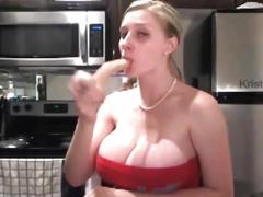 Kristi lovett deepthroat dildo