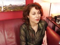Fakeshooting - first audition of antonia sainz on fake casting where fuck easy