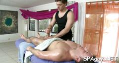 Deep blowjob for gay boy clip segment 1