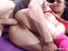 Brazzers - (sophia laure) gets fucked at yoga