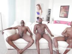 babe, asstomouth, analsex, bigass, bigcocks, assfucked, 3guys1girl