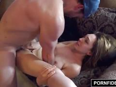 Pornfidelity lily lebeau gets her first creampie
