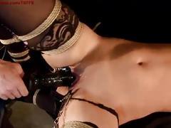 anal, spanking, bdsm, bondage, tied, madison-parker, sex-slave, forced-orgasms