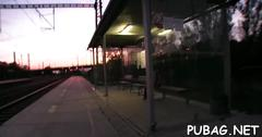 Pleasuring a lusty thick cock movie clip 1