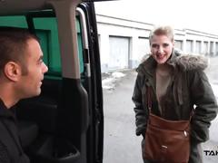Takevan - punk rock crazy chick need a ride & love to pay with sex