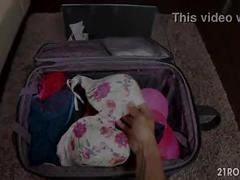 [lifeselector] mismatched luggage with alison tyler trailer